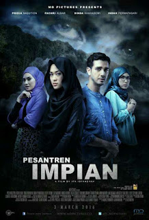 Download film Pesantren Impian (2016) DVDRip Gratis