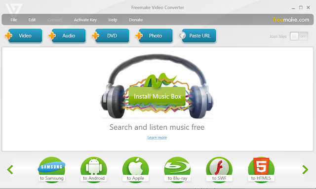 Freemake Video Converter Gold 4.1.10.190 Full Version