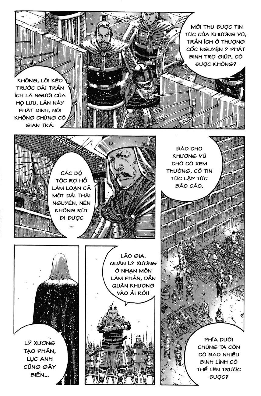 Hỏa phụng liêu nguyên Chương 446: Hủ mộc tàng trùng [Remake] trang 3