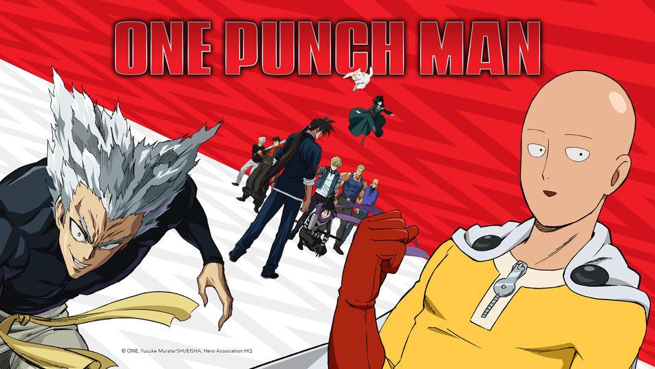 One Punch Man Specials [OVAs] BluRay Dual Audio [English-Japanese] DD2.0 480p, 720p & 1080p HD   10bit HEVC ESubs
