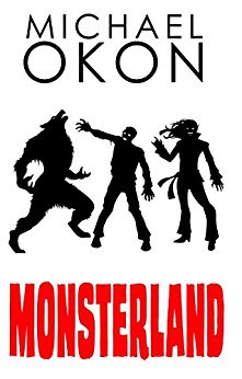Bea's Book Nook, Monsterland, Review, Michael Okon