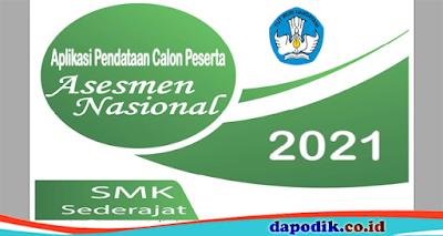 Panduan Pendatan Peserta Asesmen Nasional (AN) Jenjang SMK