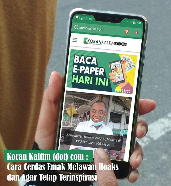 Menjadi Emak, Menjadi Cerdas dengan Membaca Koran Kaltim