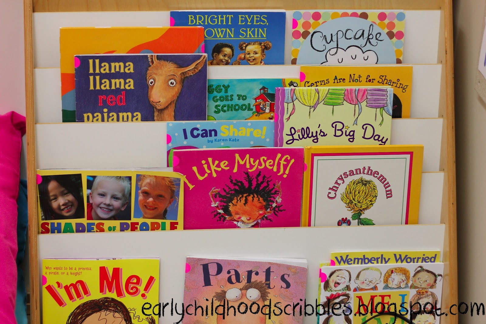 Early Childhood Scribbles Setting Up A Classroom Library