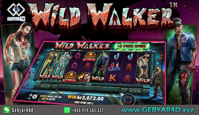 Wild Walker Pragmatic Play Gebyar4D