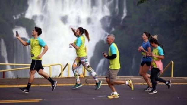 Meia Maratona das Cataratas não será realizada em junho
