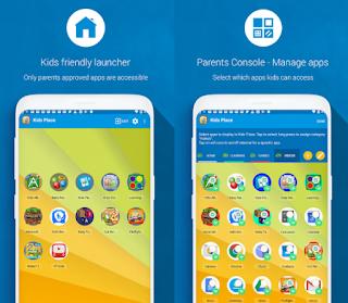 Aplikasi Android Pantau HP Anak  Kanalmu
