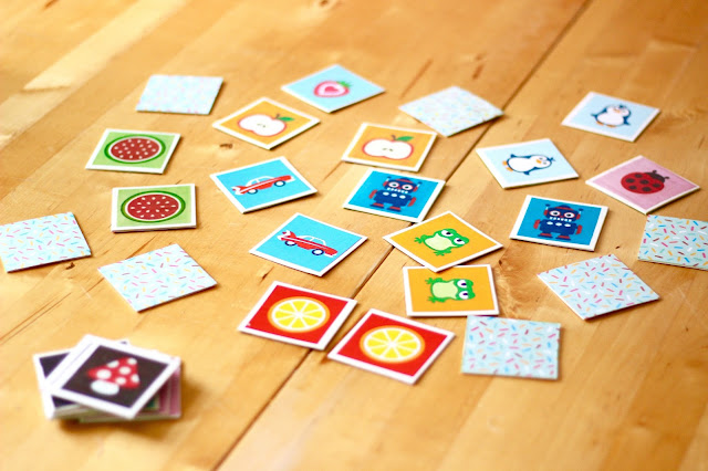 Diy Ein Individuelles Memory Spiel In Verschiedenen