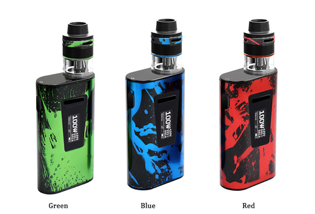 Aspire Typhon Revvo Kit - Compact and Powerful!