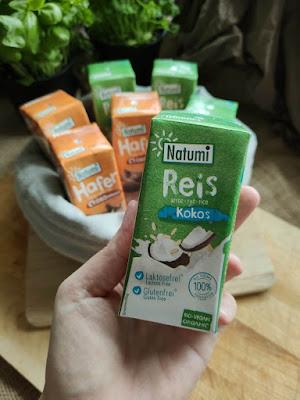 Natumi Reisdrink als Milchalternative für unterwegs