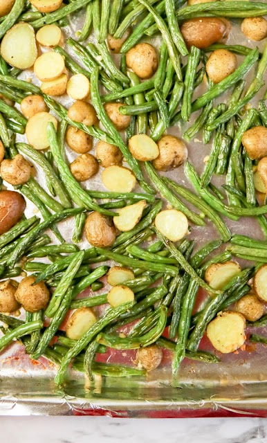 close up photo of roasted vegetables