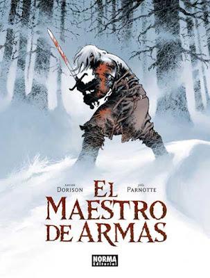 El Maestro de Armas / Novedades Mayo 2017 Norma Editorial