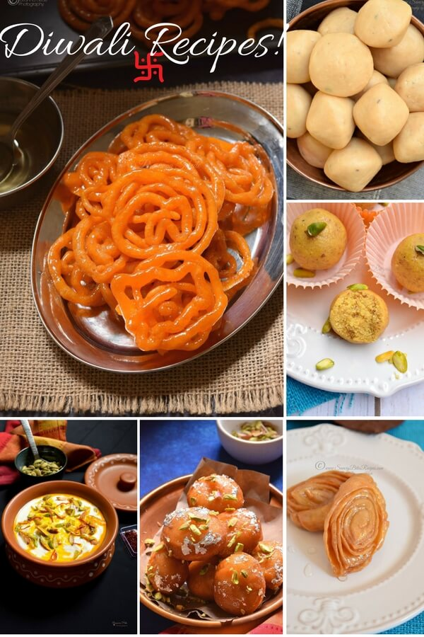 Diwali Recipe Collection