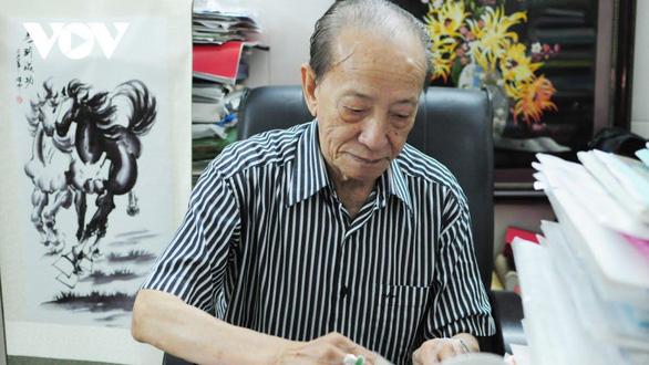 Giáo sư Nguyễn Tài Thu qua đời tuổi 90