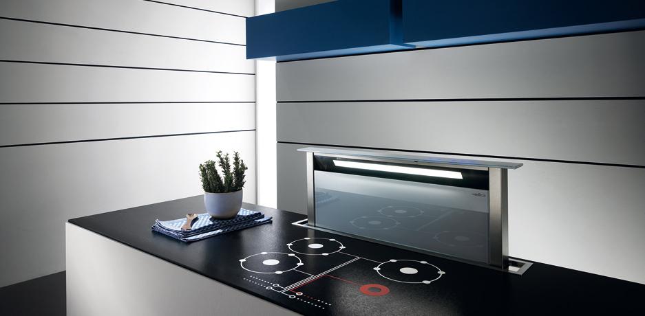 campanas extractoras que no lo parecen cocinas con estilo. Black Bedroom Furniture Sets. Home Design Ideas