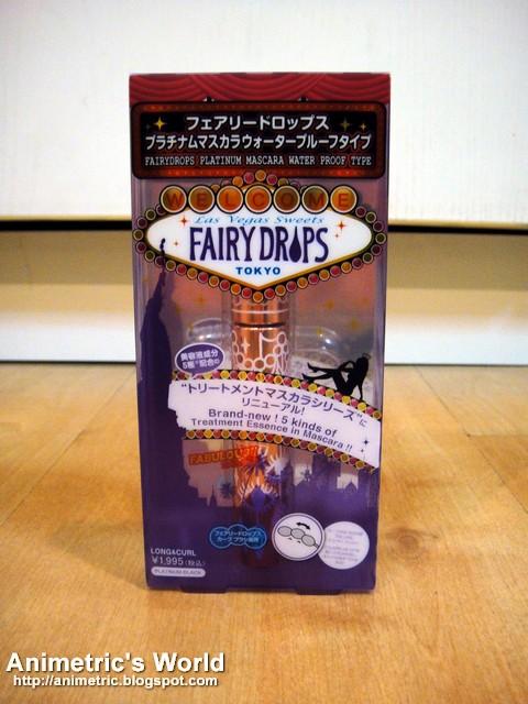 ab1ada0b070 Fairydrops Platinum Mascara Waterproof Type Review - Animetric's World