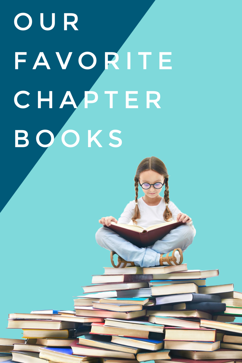 In this Montessori parenting podcast, we explore some of our favorite Montessori friendly chapter books for older and younger kids.