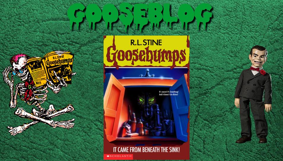 Retro Oasis Gooseblog Goosebumps 30 It Came From Beneath