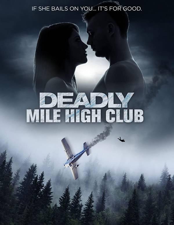 مشاهدة فيلم Deadly Mile High Club 2020 مترجم