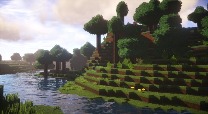 Minecraft: Photorealistic graphics texture pack