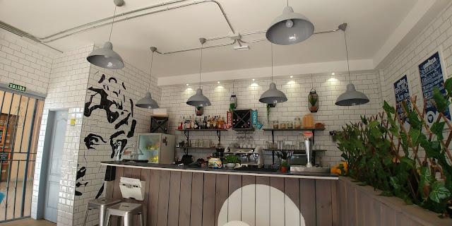 Opciones veganas en Pistacho Coffee Brunch