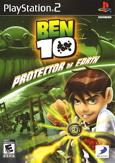 Download Ben 10 - Protector of Earth PS2 ISO