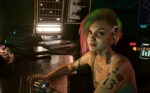 Cyberpunk 2077 has received a new update