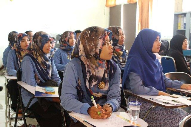 50 Dosen Di Aceh Barat Dilatih Penulisan Karya Ilmiah
