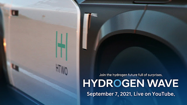 Hyundai to Unveil its Vision for a Hydrogen Society at the  Hydrogen Wave  Global Forum