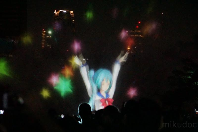 初音ミクセーラームーン風 刻をあそぶ時空の旅 ~初音ミク Links Tokyo150~より