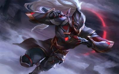 Hayate quả là một ninja sát thủ thứ thiệt
