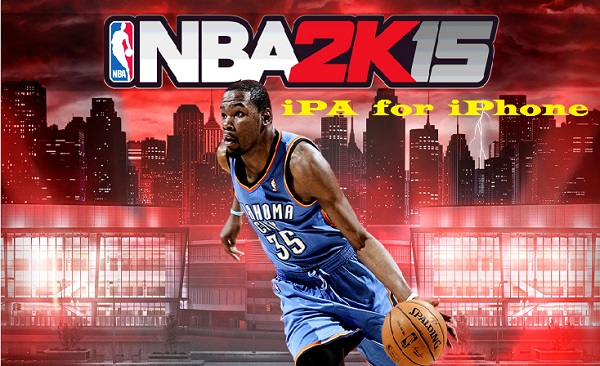 Download NBA 2K15 IPA for iPhone iOS Game