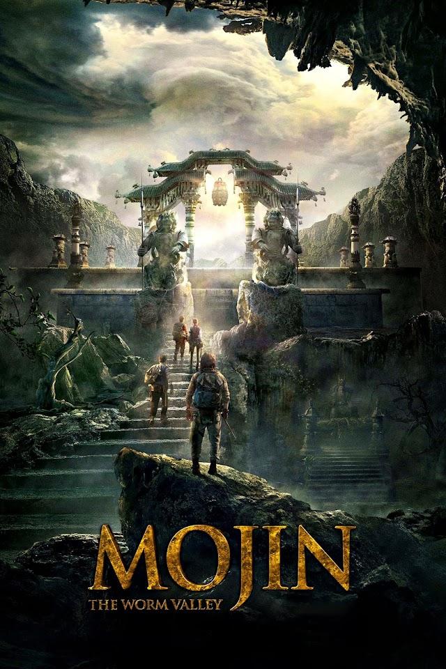 Mojin-The Treasure Valley 2018 x264 720p Esub English Hindi Telugu Tamil THE GOPI SAHI