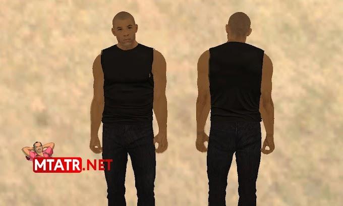 MTA SA Dominic Toretto Skin