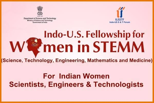 Indo-U.S. Fellowship for Women in STEMM