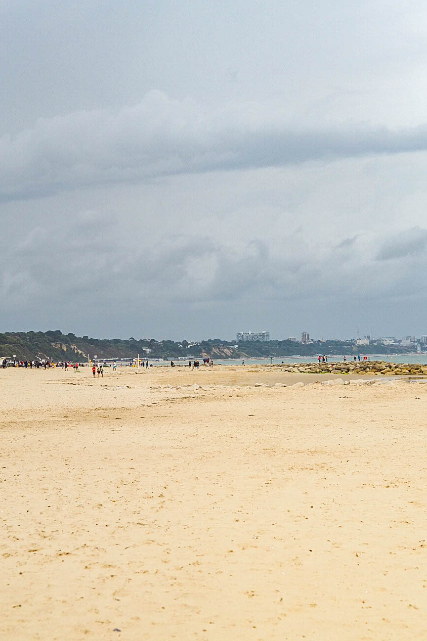 Sandbanks beach, Poole