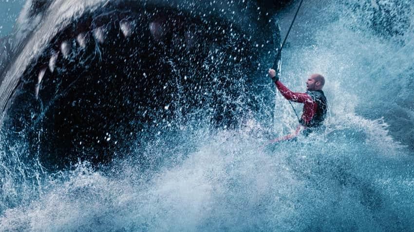 Приключенческий хоррор «Мег: Монстр глубины 2» про гигантскую акулу снимет режиссёр «Перестрелки» и «Ребекки»