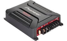 Pioneer GMA3602 2-Channel Bridgeable Car Speaker Amplifier