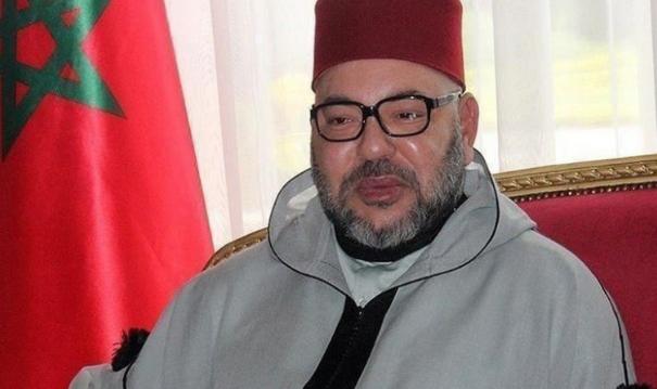"""ملك المغرب للرئيس النيجيري: """"أؤكد حرصي على مواصلة عملنا المشترك """""""