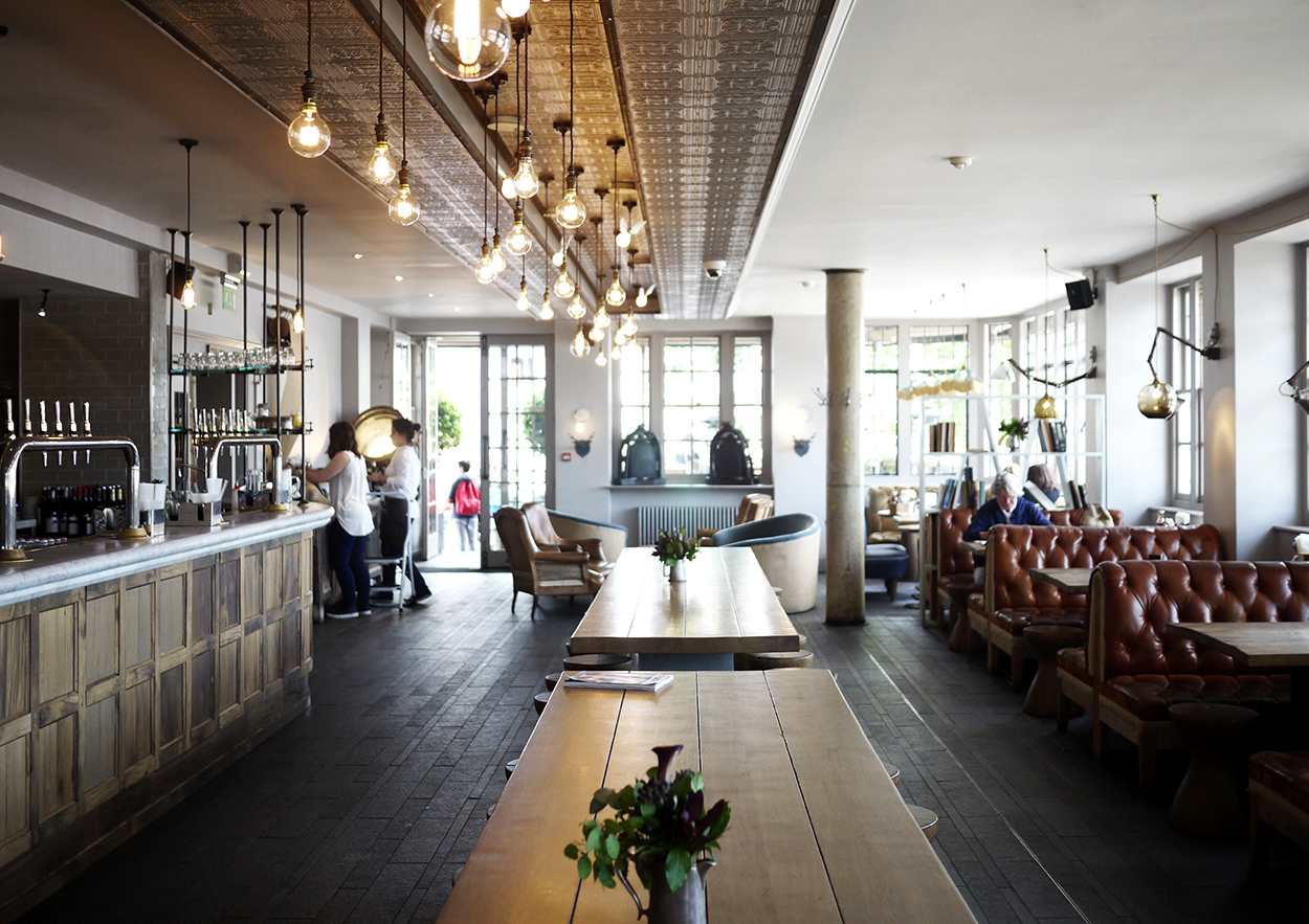 Swan Café Cape Town: RekayStyle: The SWAN At Shakespeare's Globe, London