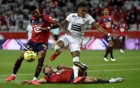 Video LOSC Lille 1-1 Rennes: Vòng 1, VĐQG Pháp