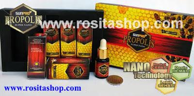 khasiat propolis Nasa