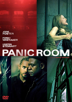 Panic Room 2002 Dual Audio Hindi 720p BRRip 950MB