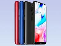 Rp 1,7 JUTAAN! Spesifikasi Xiaomi Redmi 8, Bagus Gak? Warna Hitam, Biru, Merah