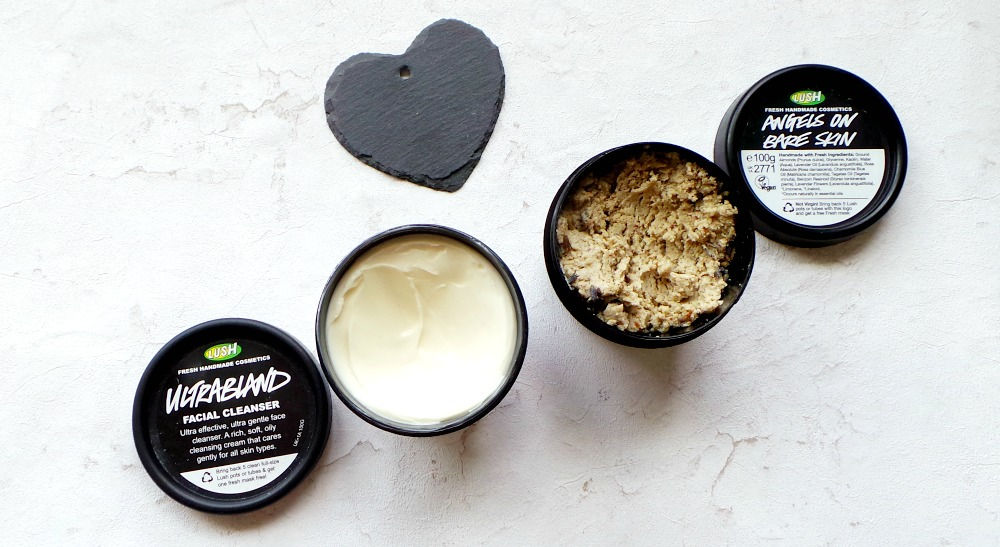 Lush skincare review