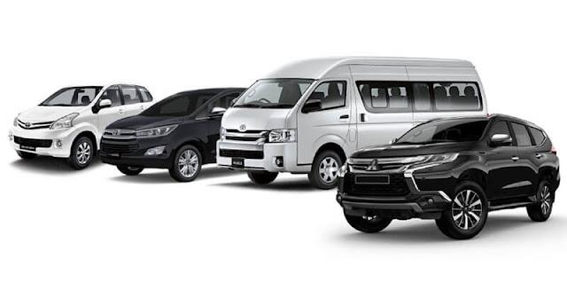 Info Biaya Sewa Mobil Harian, Mingguan, Bulanan Bandung, Jawa Barat