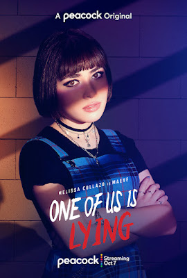 One Of Us Is Lying Series Poster 7