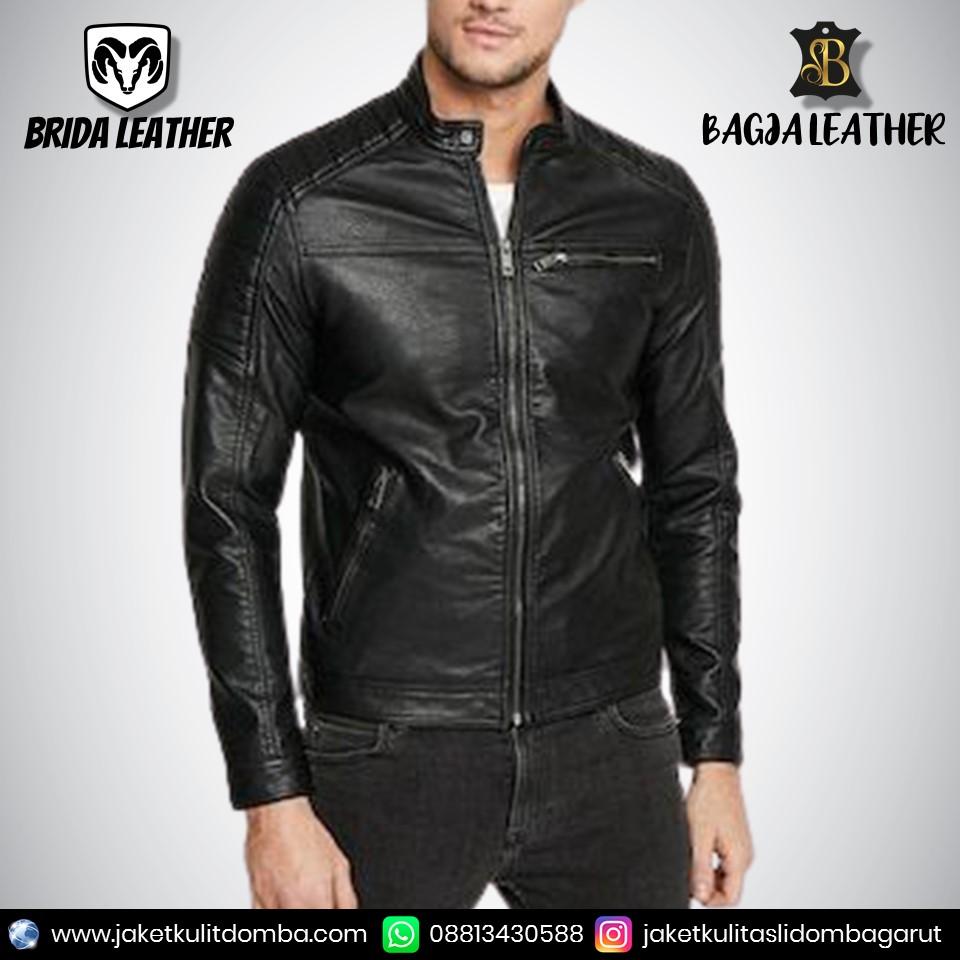 harga jaket kulit buaya asli