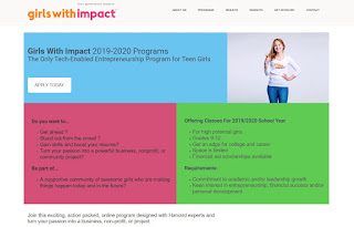 Girls With Impact offers scholarships