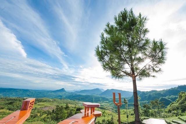 Harga Penginapan Villa Khayangan